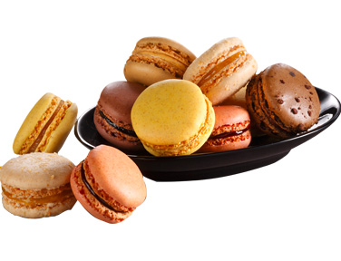 Ma collection de 12 macarons - So classic - les 120 g