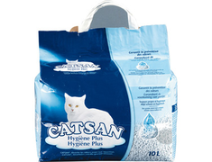 Liti�re Catsan hygi�ne plus - 10�l