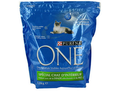 Purina One Sp�cial chat d'int�rieur - 1,5 kg