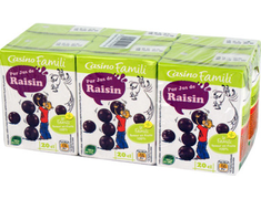 Pur jus de raisin - 6 x 20 cl