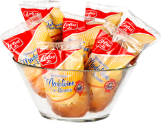 30 madeleines pur beurre