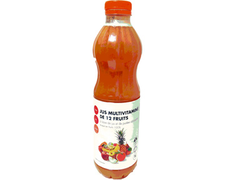 Jus multivitamin� de 12 fruits - 1 l