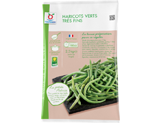 Haricots verts tr�s fins
