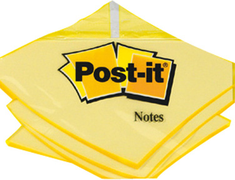 Post It jaune