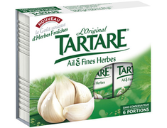 Tartare ail & fines herbes - 6�portions 100�g