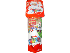 4 Kinder surprise No�l - 80 g