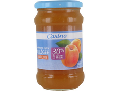Confiture extra all�g�e abricots - 340 g