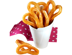 Churros crus - Churros artesanos