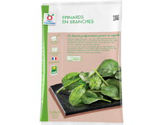 �pinards en branches