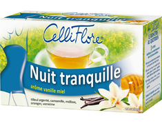 Infusion nuit tranquille - les 20 sachets