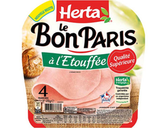 Le Bon Paris 4 tranches - les 170 g