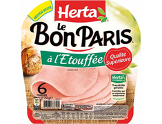 Le Bon Paris 6 tranches - les 255 g