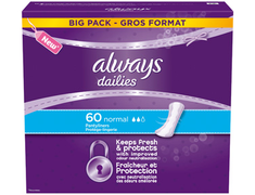 Always normal - les 60 prot�ge-slips