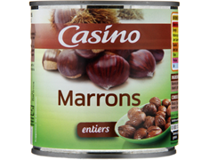 Marrons entiers - 280 g