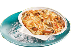 Gratins de fruits de mer � la cr�me Nantaise - 8 x 130 g