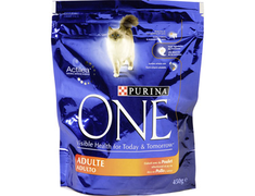 Purina One au poulet - 450�g