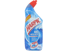 Gel WC auto-actif Harpic - 750 ml