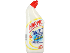 Gel javel WC Harpic - 750 ml
