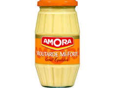 Moutarde mi-forte - 415 g