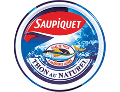 Thon au naturel Saupiquet - 140 g