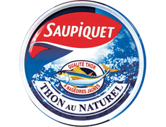 Thon au naturel Saupiquet - 93 g