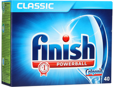 Tablette lave-vaisselle Powerball Finish - 40 doses