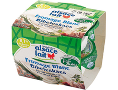 Fromage blanc aux fines herbes - 2 x 125 g