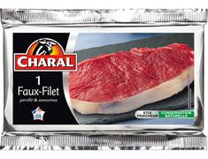 1 faux-filet - 170 g environ