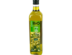 Huile d'olive vierge extra BIO Casino - 75 cl