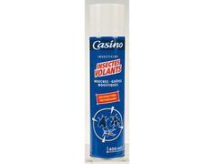 Insecticide insectes volants, mouches, guêpes, moustiques Casino - 400 ml
