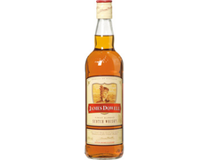 Whisky James Dowell - 70 cl