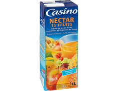 Nectar 15 fruits Casino - 1 l