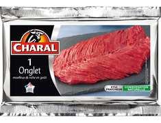 Onglet Charal - 150 g environ