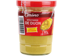 Moutarde de Dijon Casino - 150 g