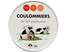 Fromage Coulommiers Tous les jours - 320 g