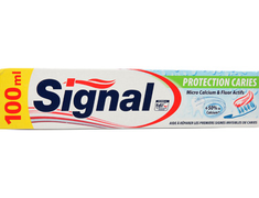 Dentifrice Signal protection caries - 100 ml