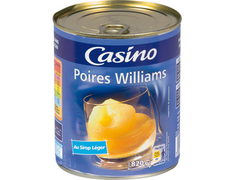 Poires Williams Casino - 460 g
