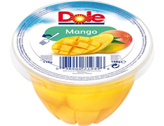 Coupelle de fruits mangue Dole - 198 g