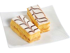Millefeuilles individuels - 2 x 160 g