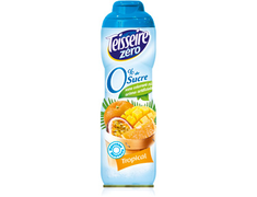 Sirop 0 % de sucre tropical Teisseire - 60 cl