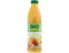 Jus multifruits BIO 100% pur jus Casino - 1 l