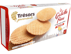Galettes fines pur beurre - 100 g
