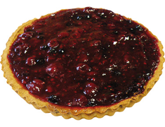 Tarte aux Fruits Rouges - 550 g