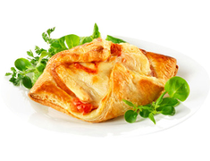 Corbeilles tomate, jambon, fromage - 6 x 115 g