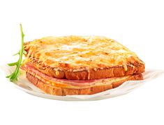 Croque monsieur micro-ondable - 180 g