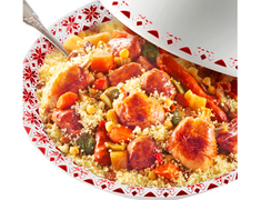 Couscous royal - 1,5 kg