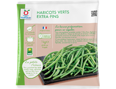 Haricots verts extra-fins - 1 kg