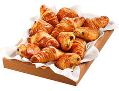 Assortiment de mini-viennoiseries - 350 g