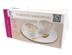 Omelettes norvégiennes - 2 x 85 g