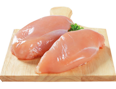 3 escalopes de poulet Casher Buchinger - 450 g environ